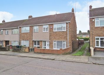 Thumbnail 3 bed end terrace house for sale in Charlecote Road, Whitmore Park, Coventry