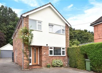 Thumbnail 3 bed detached house for sale in Upper Broadmoor Road, Crowthorne, Berkshire