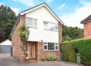 Thumbnail 3 bedroom detached house for sale in Upper Broadmoor Road, Crowthorne, Berkshire