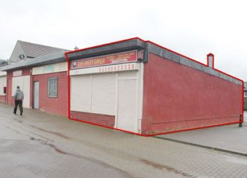 Thumbnail Commercial property for sale in 28, Craigens Road, Cumnock, East Ayrshire KA183Ar
