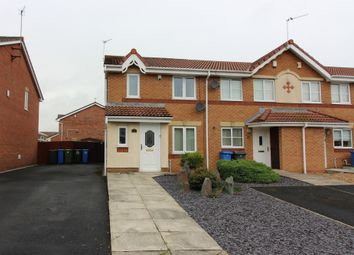Thumbnail 3 bedroom end terrace house to rent in Gamble Road, Thornton