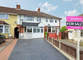 Thumbnail 3 bed terraced house for sale in West Heath, Birmingham