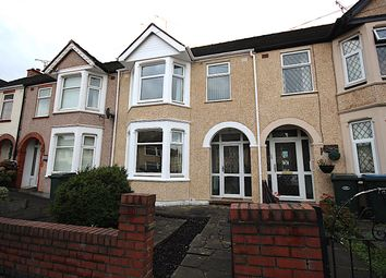 Thumbnail 3 bed terraced house for sale in Dickens Road, Coventry
