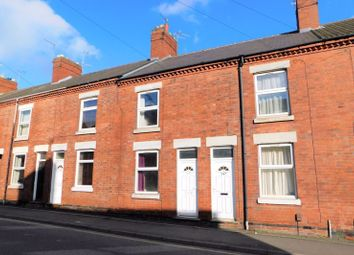 2 bed terraced house for sale in Belvoir Road, Coalville LE67