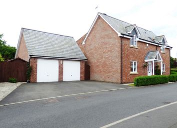 Thumbnail 3 bed detached house for sale in Charles Hall Close, Shepshed