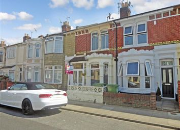 Thumbnail 3 bedroom terraced house for sale in Lyndhurst Road, Portsmouth, Hampshire