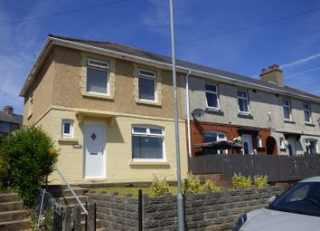 Thumbnail 3 bed semi-detached house for sale in Ruskin Street, Briton Ferry, Neath .