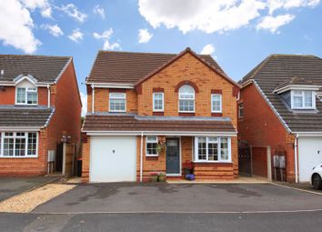Thumbnail 5 bed detached house for sale in Chiswick Court, Donnington, Telford