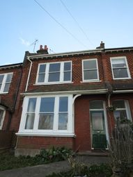 Thumbnail 4 bed town house to rent in Highcroft Villas, Brighton