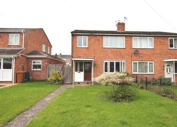 Thumbnail 3 bed property to rent in Marigold Drive, Burbage, Hinckley
