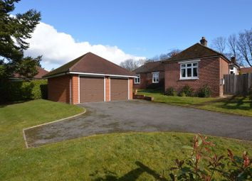 Thumbnail 3 bed detached bungalow for sale in Windsor Road, Medstead, Alton, Hampshire