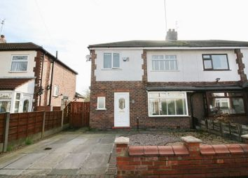 Thumbnail 3 bed semi-detached house for sale in Ewhurst Avenue, Swinton, Manchester