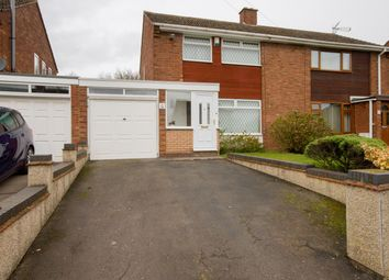 Thumbnail 3 bed semi-detached house for sale in Hollybank Avenue, Essington, Wolverhampton
