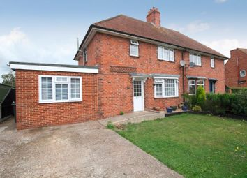 Thumbnail 3 bed semi-detached house for sale in Ash Crescent, Hersden, Canterbury
