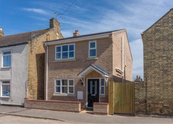 Thumbnail 3 bed detached house for sale in Windmill Street, Whittlesey, Peterborough