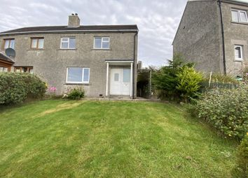 Thumbnail 3 bed semi-detached house for sale in 48 Quoybanks Crescent, Kirkwall, Orkney