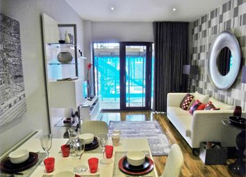 Thumbnail 1 bed flat to rent in Carmine Court, 202 Imperial Drive, Harrow
