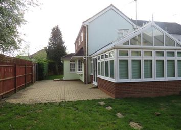 Thumbnail 4 bed property to rent in Mill Lane, Kelvedon Hatch, Brentwood