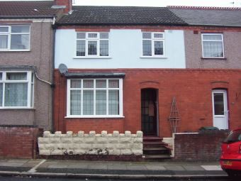 Thumbnail 3 bed shared accommodation to rent in Wyley Road, Radford, Coventry