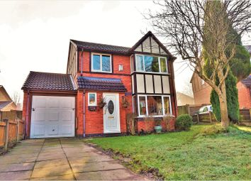 Thumbnail 3 bed detached house for sale in Otters Close, Preston