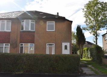 Thumbnail 2 bed flat for sale in 23 Gladsmuir Road, Hillington, Glasgow