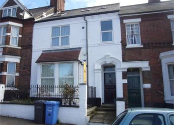 Thumbnail 3 bed town house for sale in Stracey Road, Norwich, Norfolk