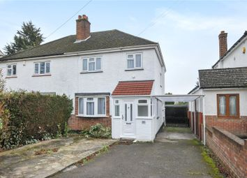 Thumbnail 3 bed semi-detached house for sale in Cranbourne Road, Northwood Hills, Middlesex