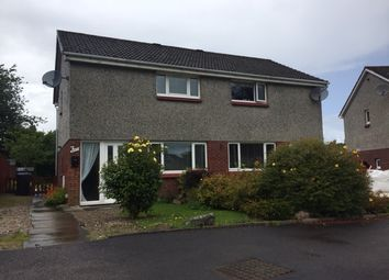 Thumbnail 2 bed semi-detached house to rent in St Aidan Crescent, Banchory, Aberdeenshire