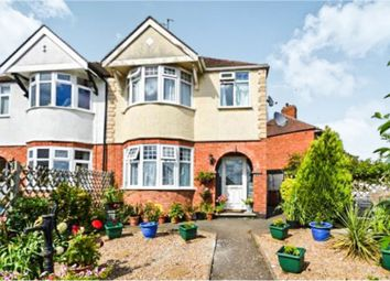Thumbnail 3 bed semi-detached house for sale in Thornton Road, Northampton