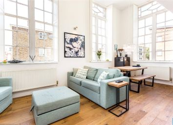 Thumbnail 2 bed flat for sale in Old School Square, Canary Wharf, London