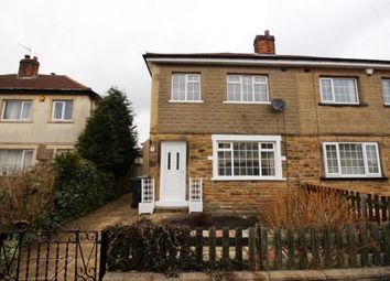 Thumbnail 3 bed semi-detached house for sale in Moorfield Grove, Pudsey