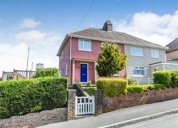 Thumbnail 3 bed semi-detached house for sale in Ger-Y-Castell, Kidwelly, Carmarthenshire