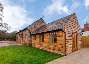 Thumbnail 3 bed barn conversion for sale in Great Ryton, Dorrington, Shrewsbury