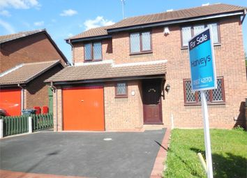 Thumbnail 5 bed detached house for sale in Willowherb Close, Walsall