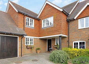 Thumbnail 4 bed end terrace house for sale in Peppersgate, Lower Beeding, Horsham, West Sussex