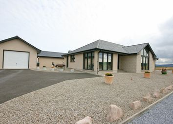 Thumbnail Detached bungalow for sale in 6 Norrie Way, Spey Bay, Fochabers