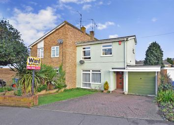 Thumbnail 3 bed semi-detached house for sale in Lower Road, Faversham, Kent