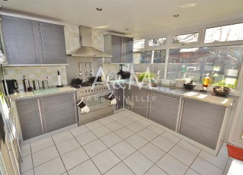 Thumbnail 4 bed terraced house to rent in Waverley Gardens, Barkingside, Ilford