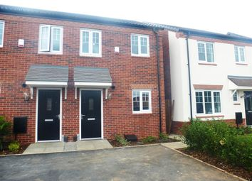 Thumbnail 2 bed terraced house to rent in St Martins Close, Fordbridge, Birmingham