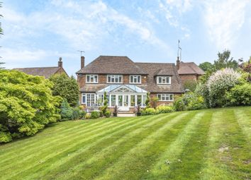 Thumbnail 4 bed detached house for sale in Silverdale Avenue, Oxshott, Leatherhead