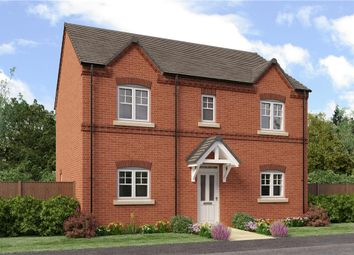 "Thumbnail 4 bedroom detached house for sale in ""Buchan"" at Radbourne Lane, Derby"