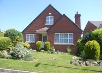Thumbnail 3 bed detached house to rent in Lon Yr Ysgol, Caerwys, Mold