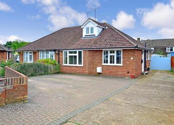 Thumbnail 2 bed bungalow for sale in Manor Close, Burgess Hill, West Sussex