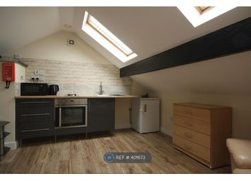 Thumbnail Studio to rent in Woodhouse Street, Stoke-On-Trent