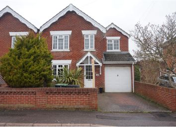 4 bed semi-detached house for sale in Portfield Road, Christchurch BH23