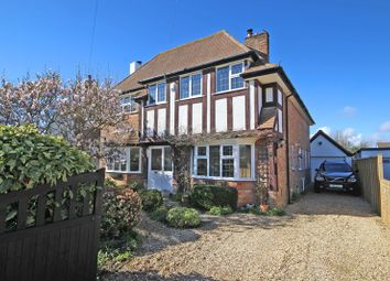 Thumbnail 4 bed detached house for sale in Naish Road, Barton On Sea, New Milton
