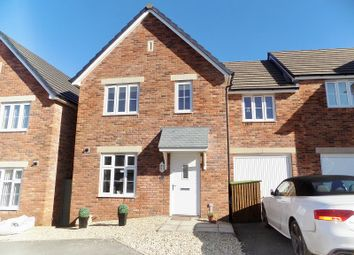 Thumbnail 3 bed semi-detached house for sale in Lon Yr Helyg, Coity, Bridgend.