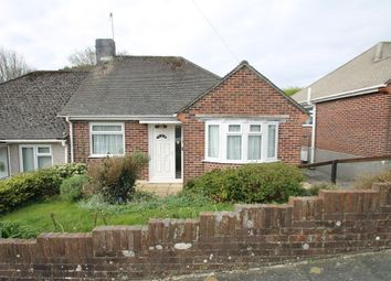 Thumbnail 2 bed semi-detached bungalow for sale in Revell Park Road, Plympton, Plymouth