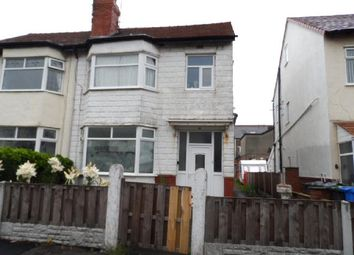 Thumbnail Block of flats for sale in Coronation Road, Thornton-Cleveleys