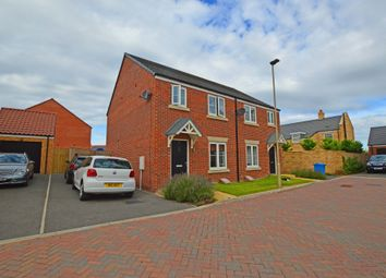 Thumbnail 3 bed semi-detached house for sale in Butterbur Lane, Scarborough
